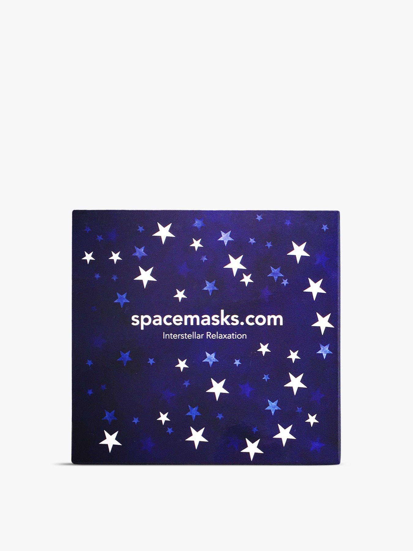 Box of 5 Space masks - Interstellar Relaxation