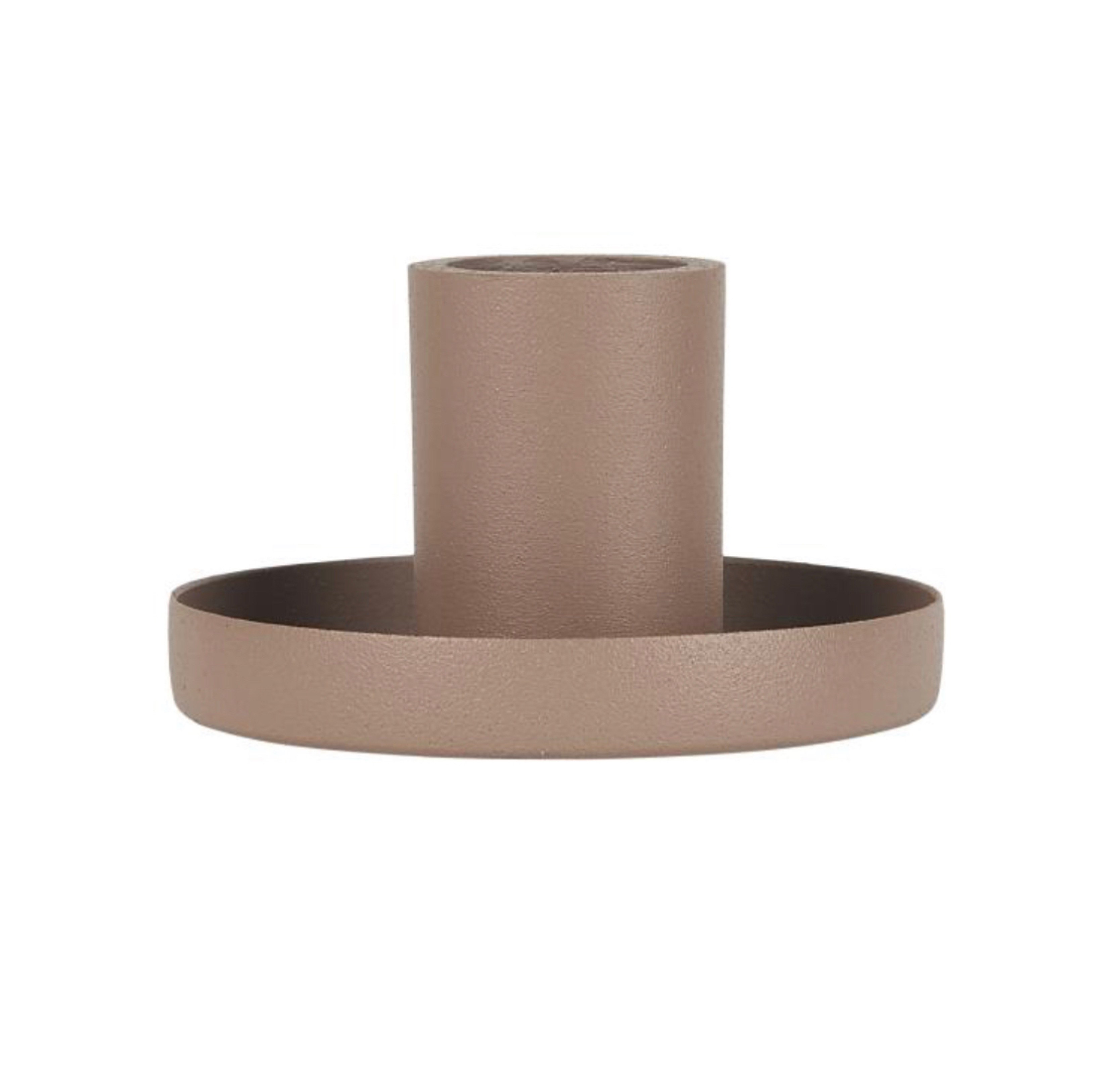 Candle holder f/dinner candle malva