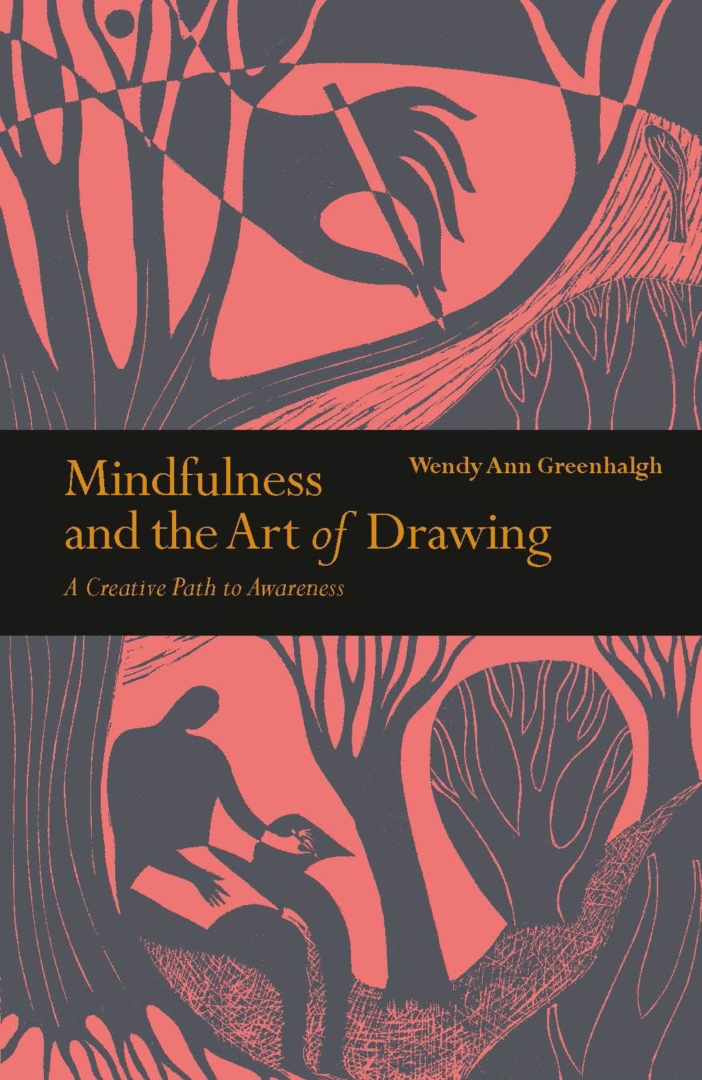 Mindfullness. The art of drawing