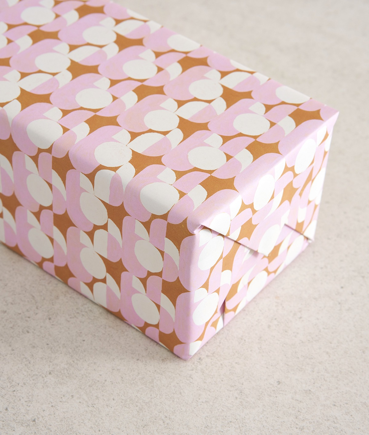 Tiles wrapping paper sheet
