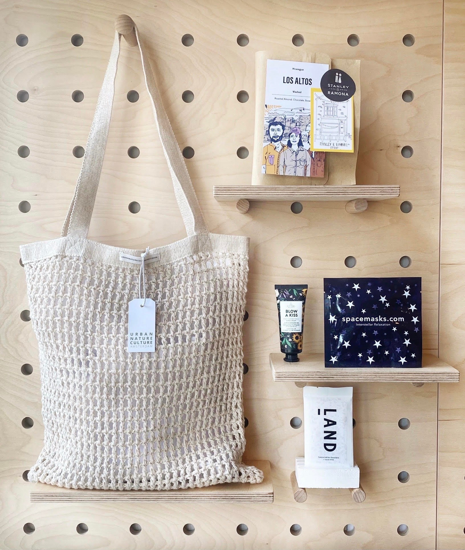Shopping Small -  a bag filled with brilliant small brands