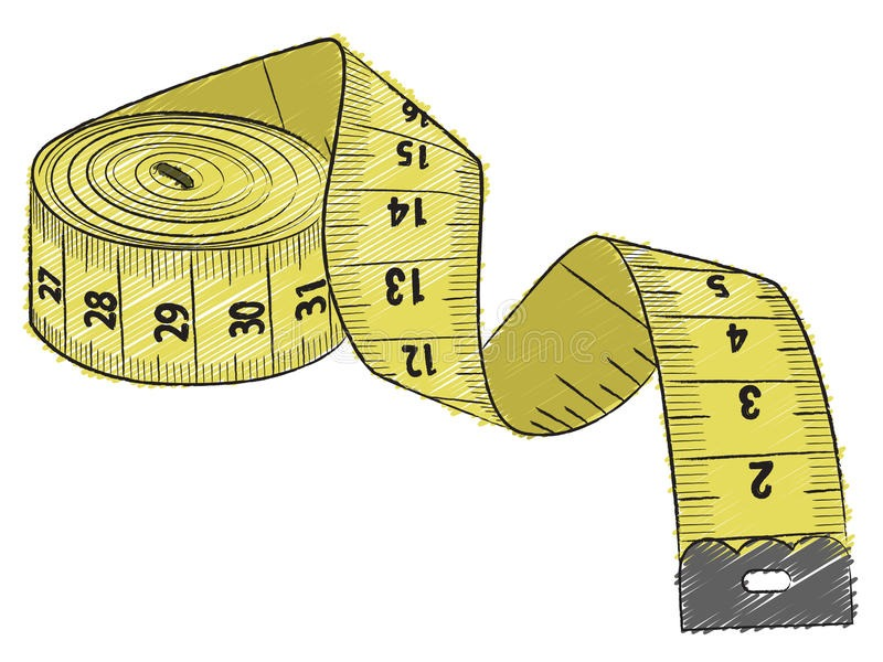 Downloadable Tape Measure in Centimetres