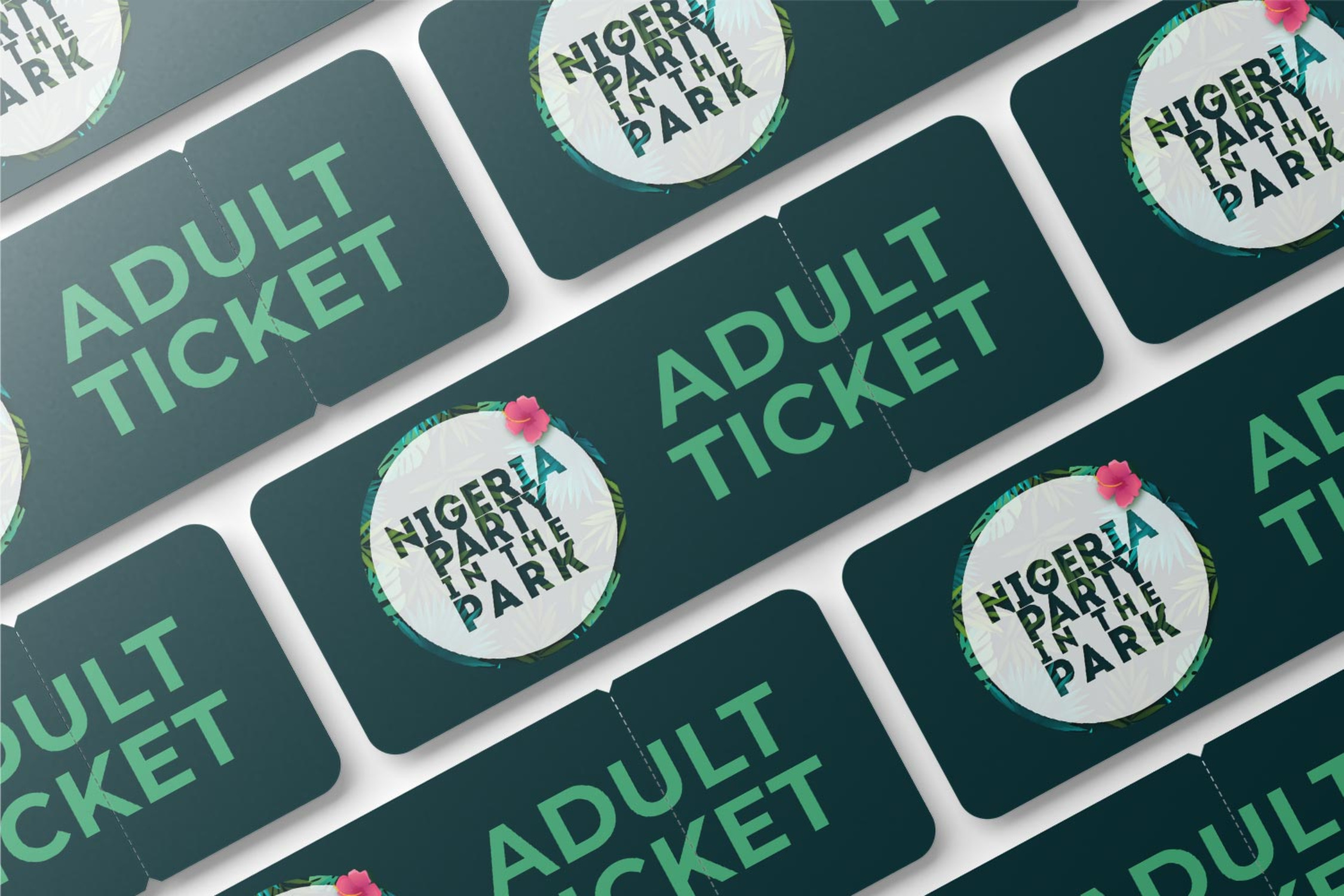 Adult e-Ticket
