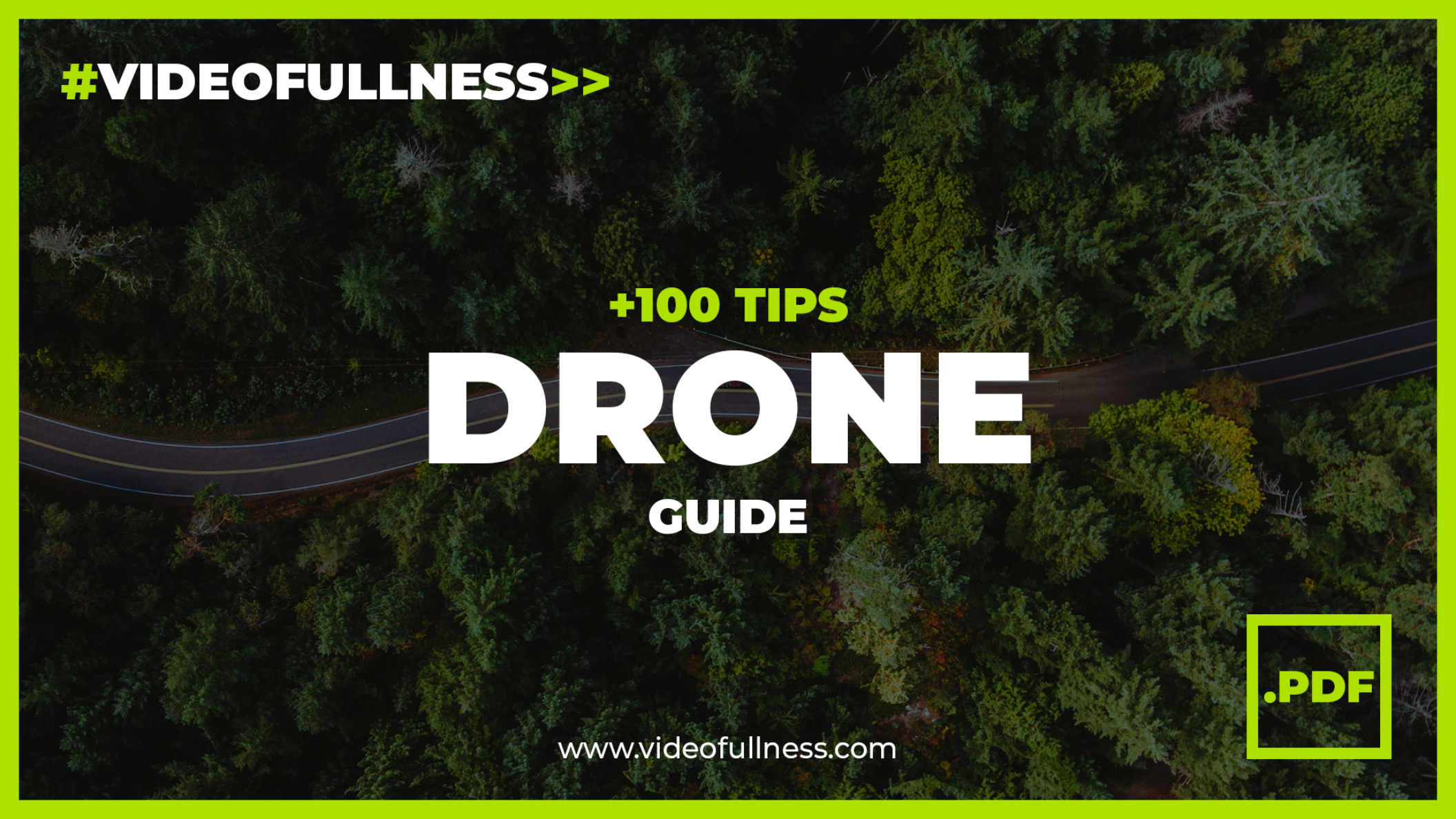 100 Tips Drone Guide
