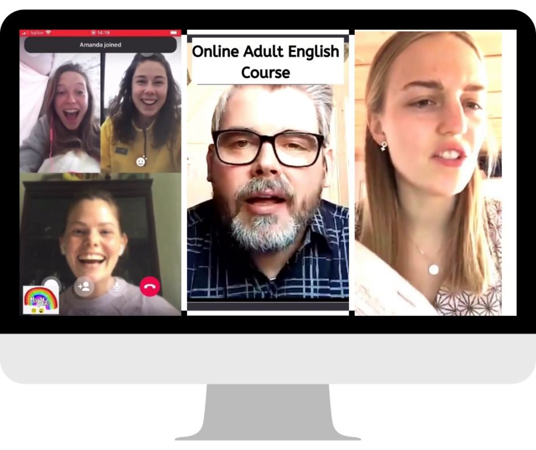 Adult Online General English Course