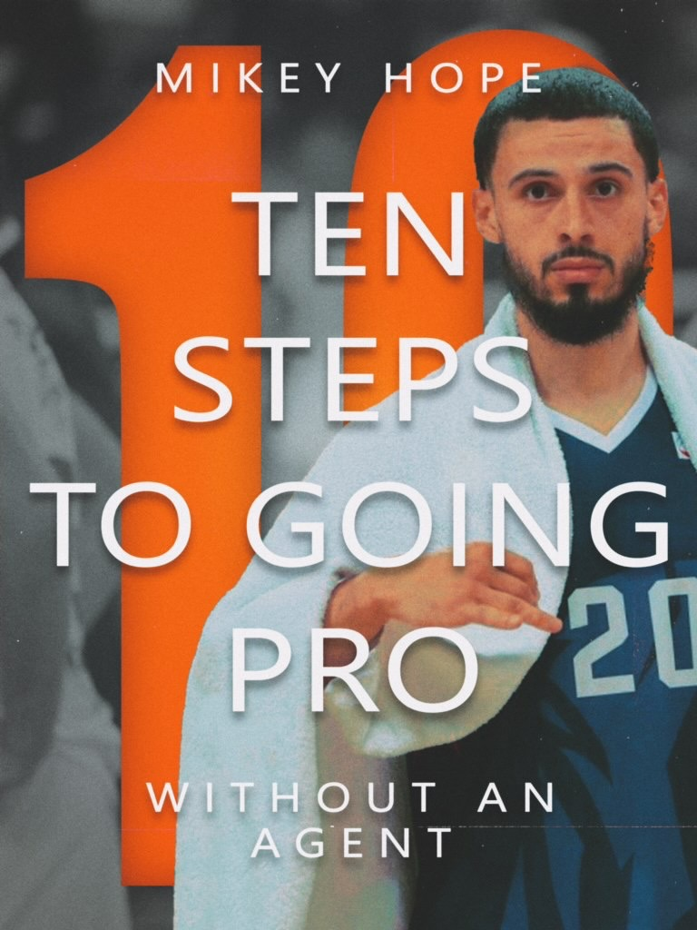 Ten Steps To Going Pro Without An Agent