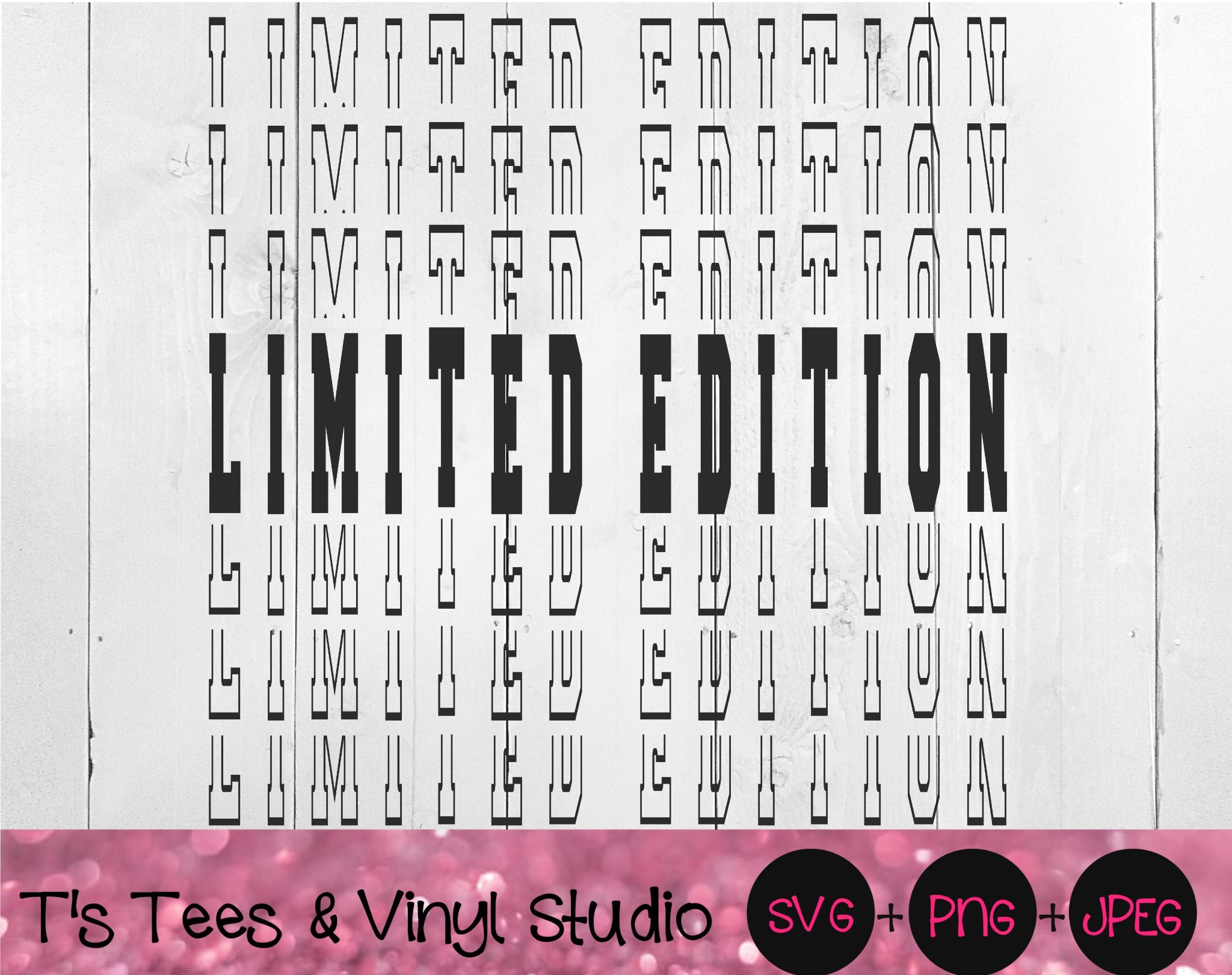 Limited Edition Svg, Mirror Cut File, Mirrored Png, One Of A Kind, Only One Me, Only One You, Birthd