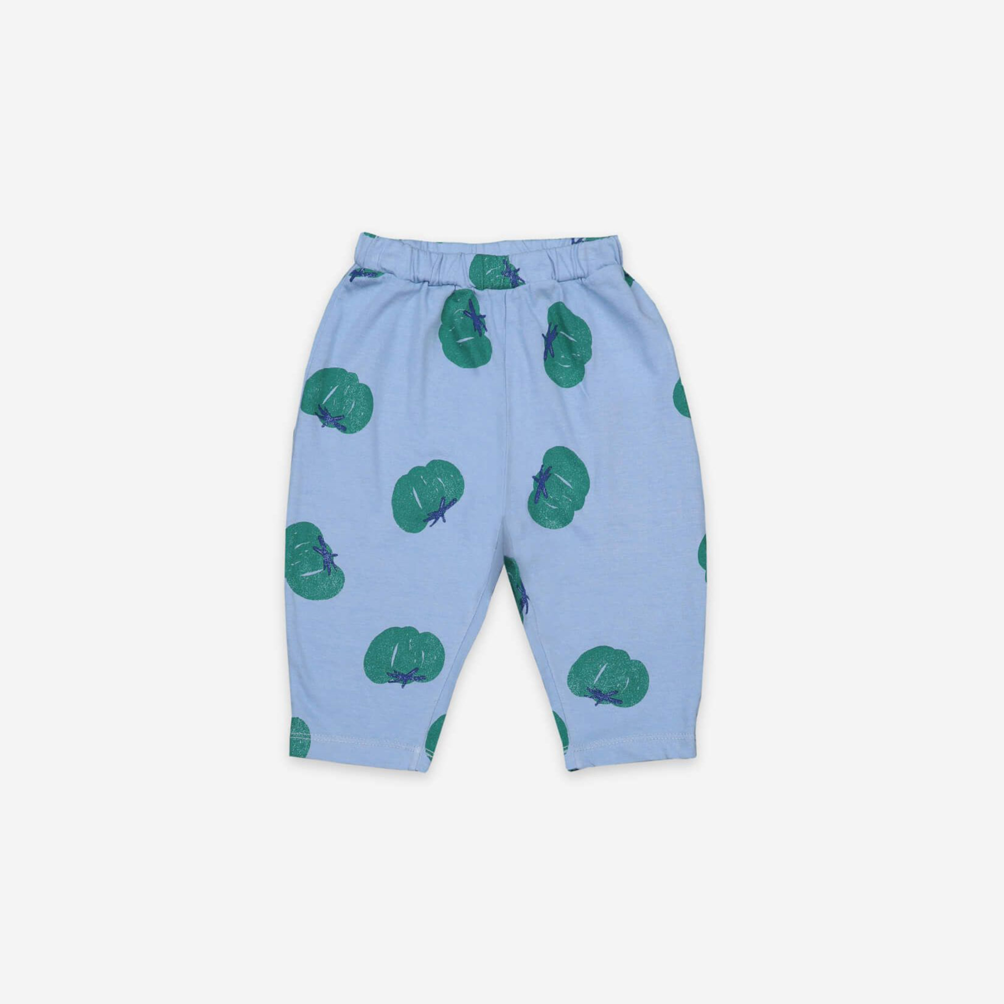 Bobo Choses - Tomatoes All Over Jersey Trousers