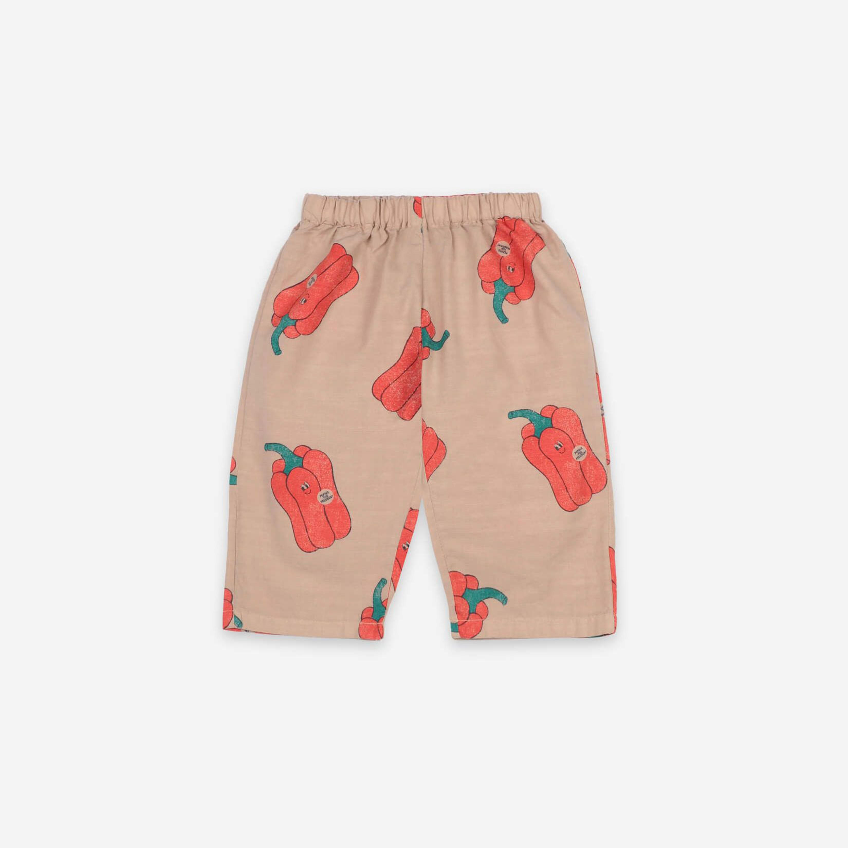 Bobo Choses - Vote For Pepper All Over Woven Trousers