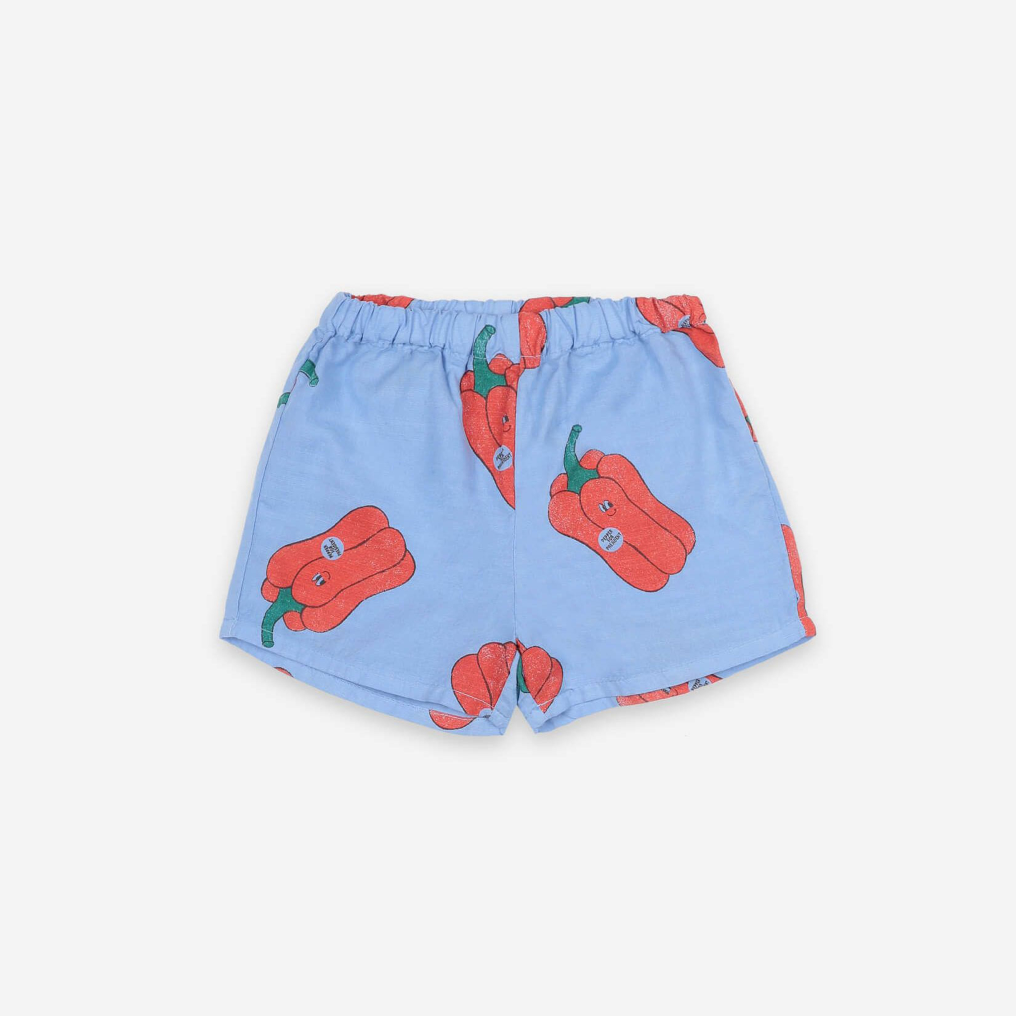 Bobo Choses - Vote For Pepper All Over Woven Shorts