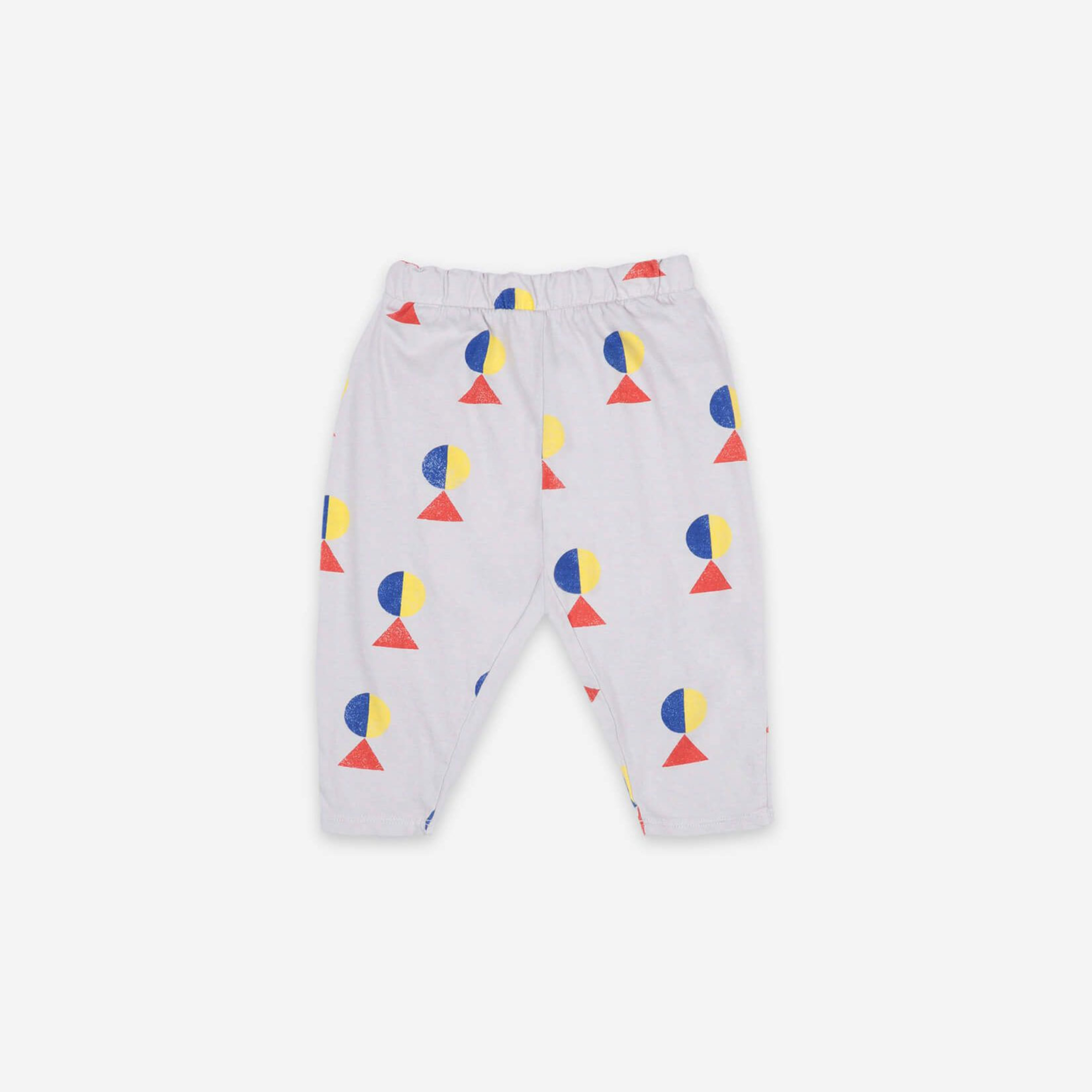 Bobo Choses - Geometric All Over Jersey Trousers