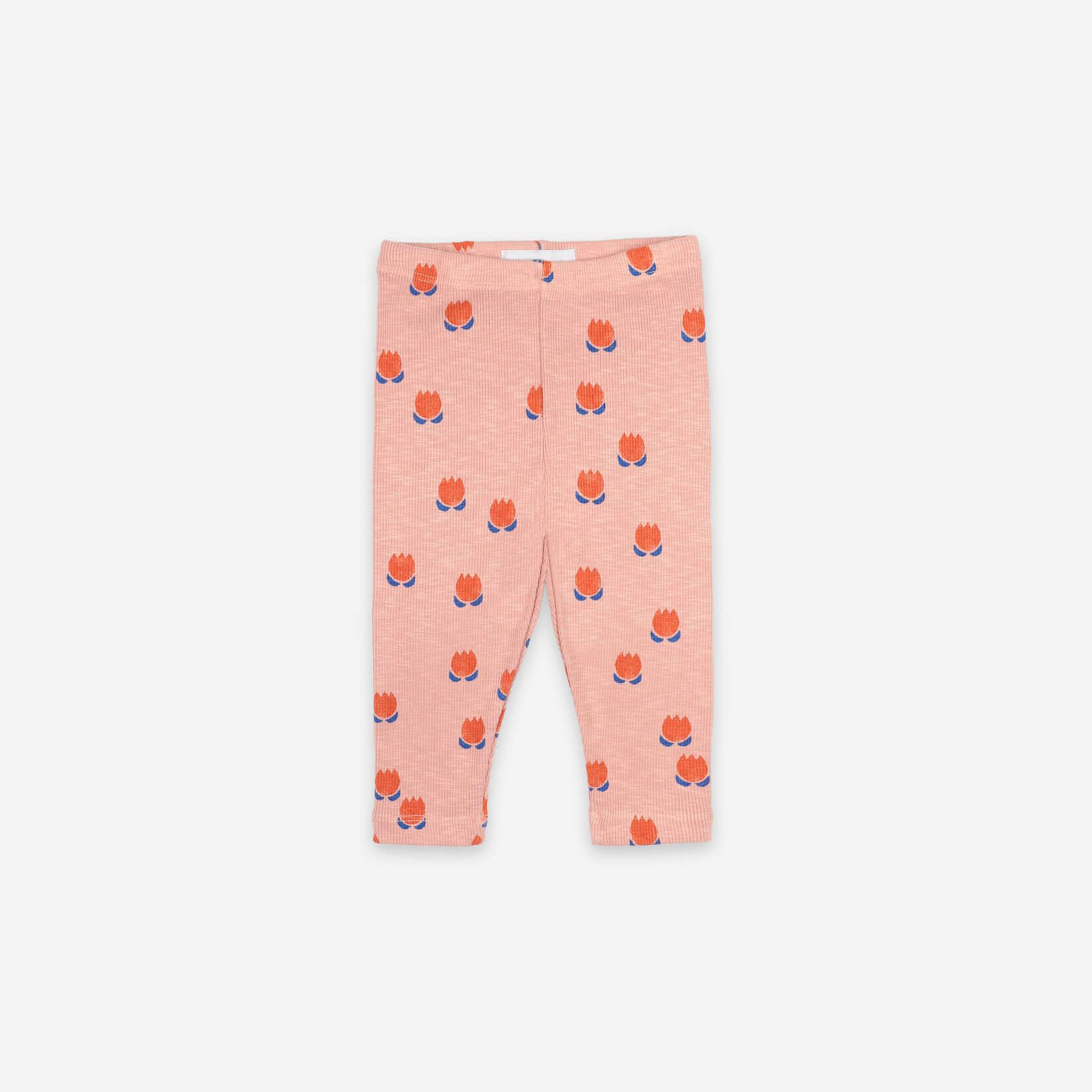 Bobo Choses - Chocolate Flowers All Over Leggings