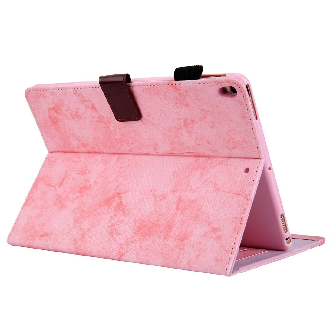 iPad Air 3 Case (10.5 Inch) (2017) Leather Case With Sleeves & Auto Sleep Function (Pink)