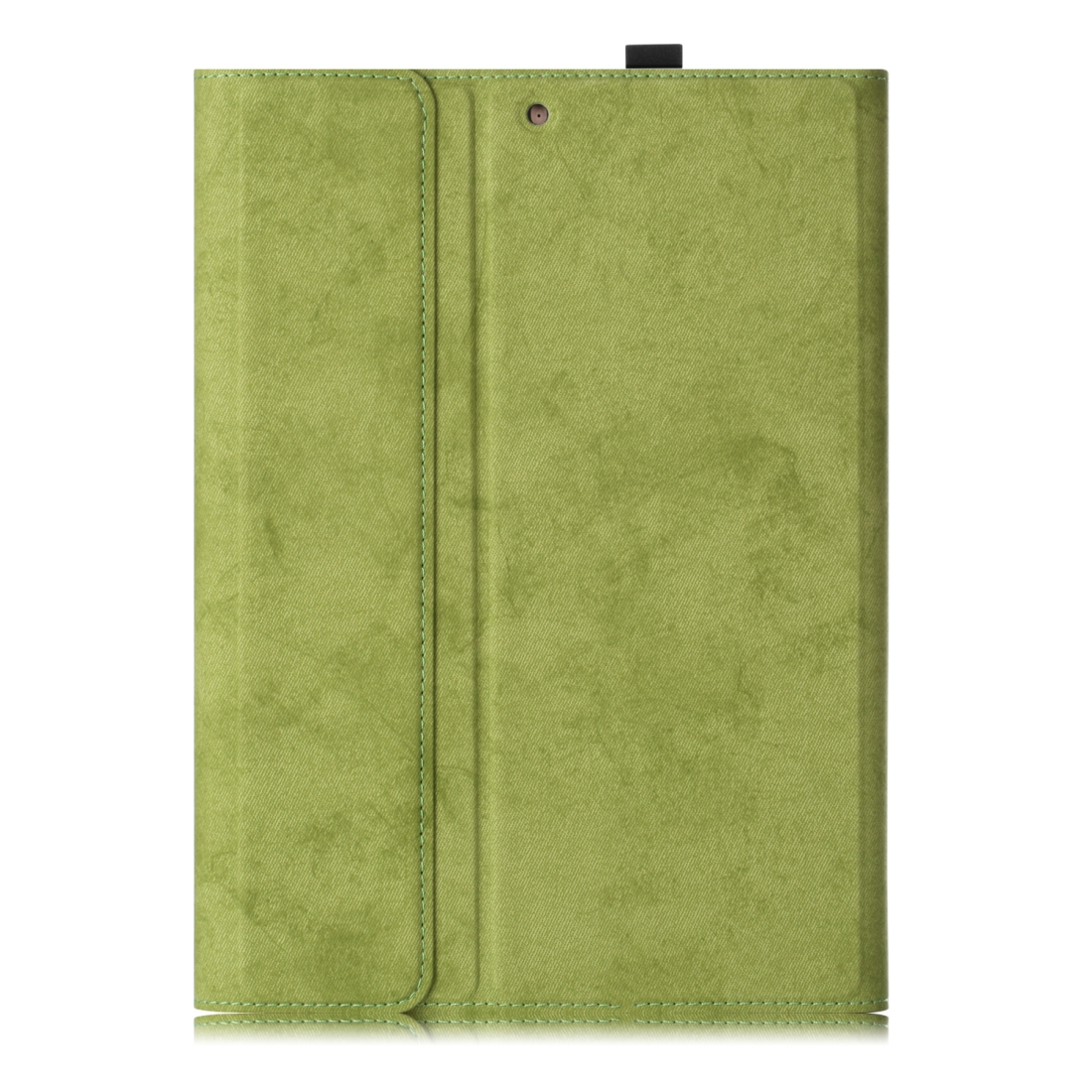 iPad Air 2 Case For iPad Air /Air 2 (2019), Leather Case Without Keyboard (Green)