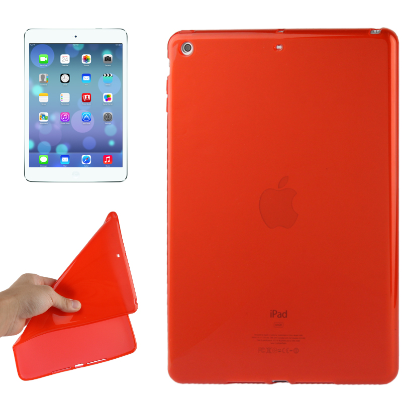 iPad Air Cover Features A Durable And Smooth Protective Casing (Red)