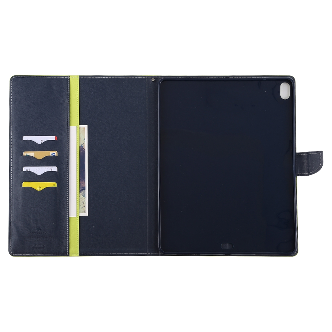 Case Leather iPad Pro 12.9 Case (2018) Slim Profile (Green)