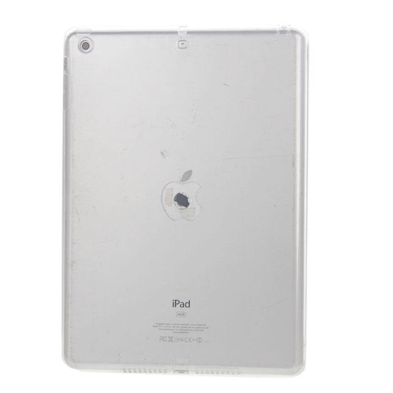 iPad Air Cover Features A Durable And Smooth Protective Casing (Transparent)