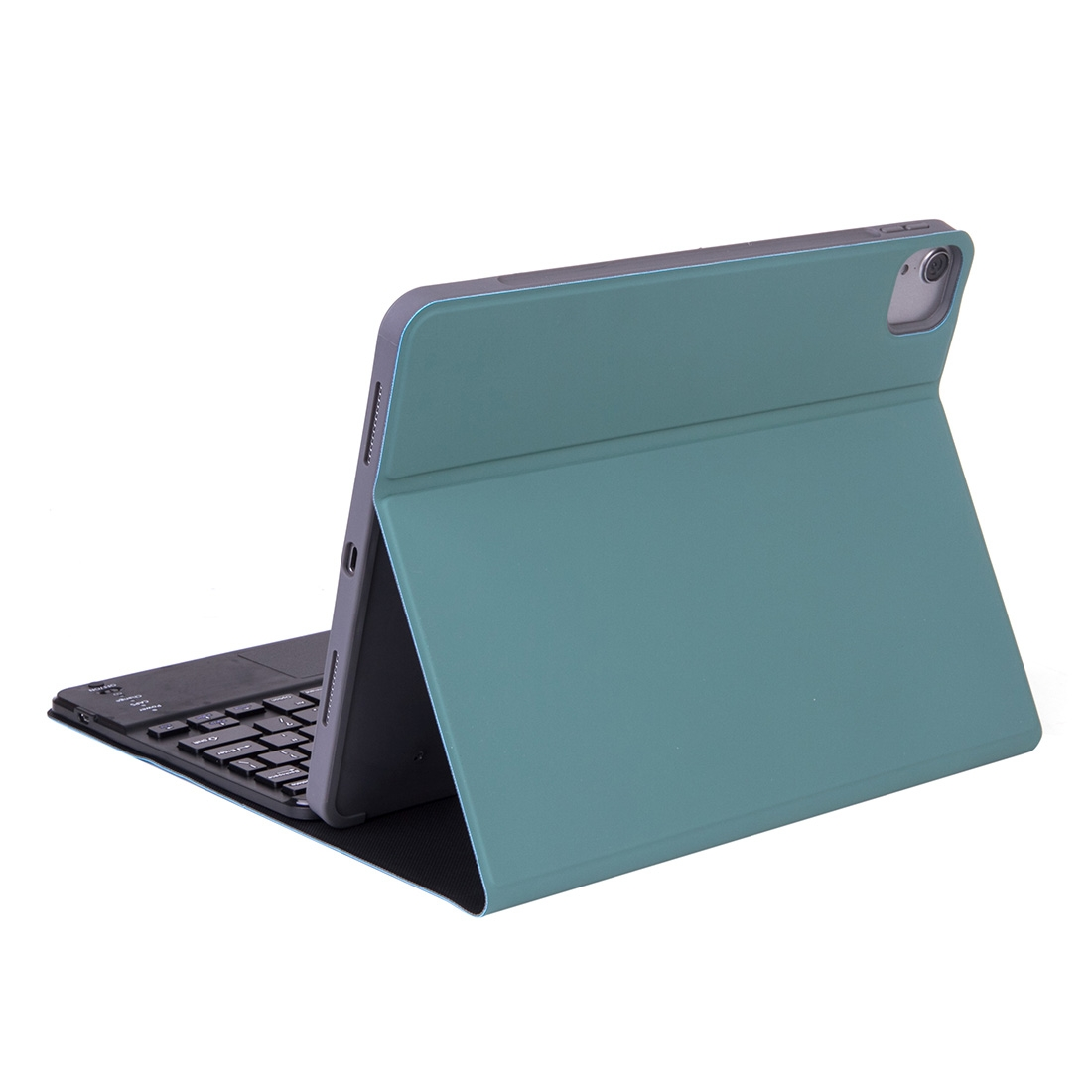 iPad Pro 11 Case With Keyboard (2018-20) & Backlit Keyboard (Dark Green)