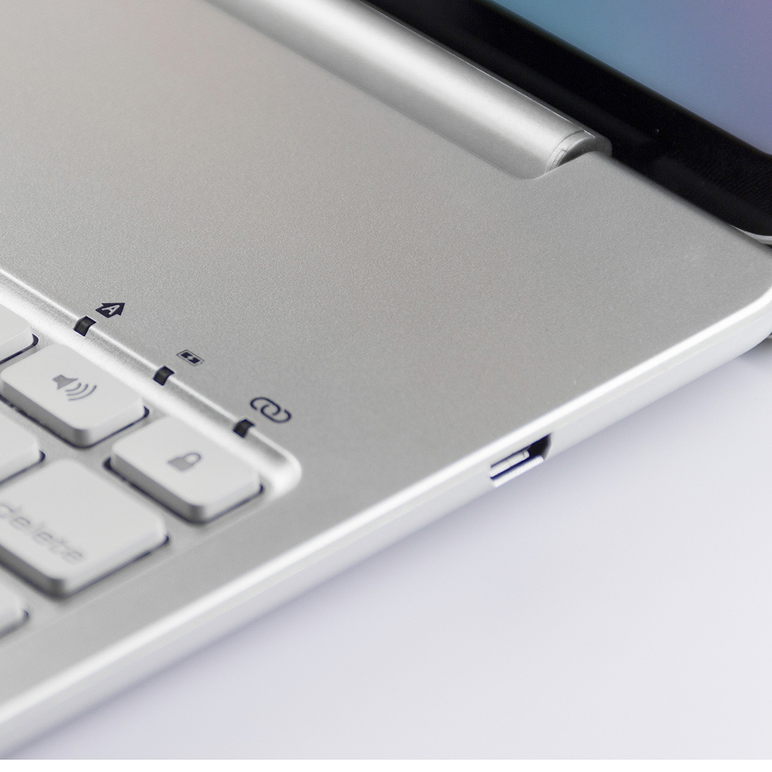 iPad Pro 11 Case With Keyboard (2018), With Bluetooth & Leather Case