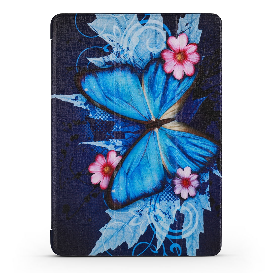 Butterflies  Leather iPad Air 2 Case (2019)/ Pro 10.5 inch, with Tri-Fold Honeycomb Durable Cover
