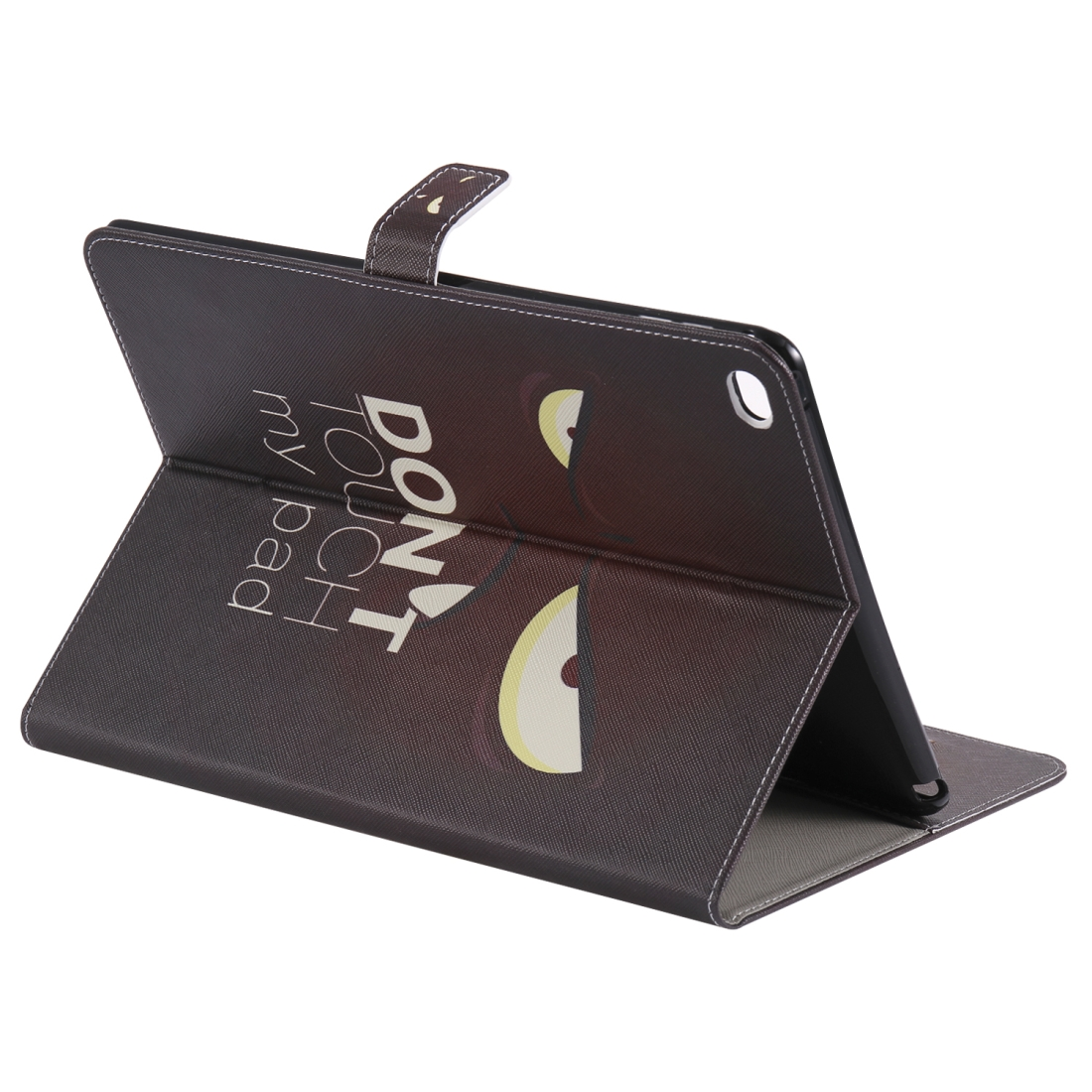 iPad 5th Generation Case Fits iPad 5 & 6, Leather With A Slim Profile & Auto Sleep (Eye)
