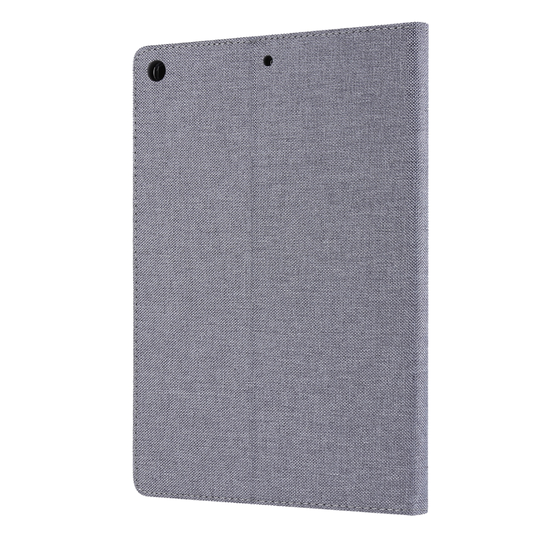 iPad 7th Generation Case (10.2 Inch) With A Durable Protective Fabric Design And Slim Profile (Gray)