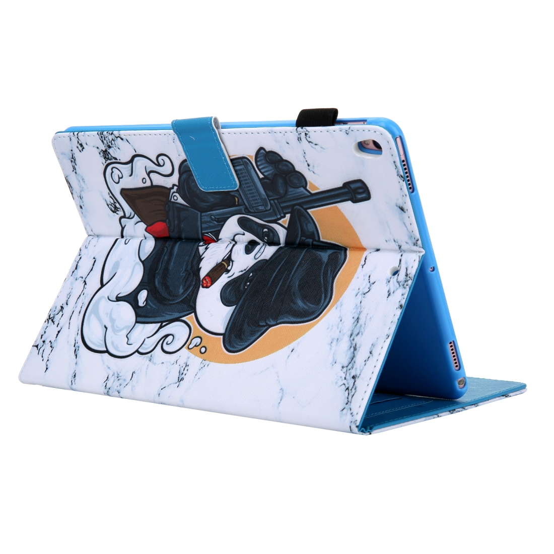 3D Leather Case with Sleeve  iPad 10.5 Case (Panda)