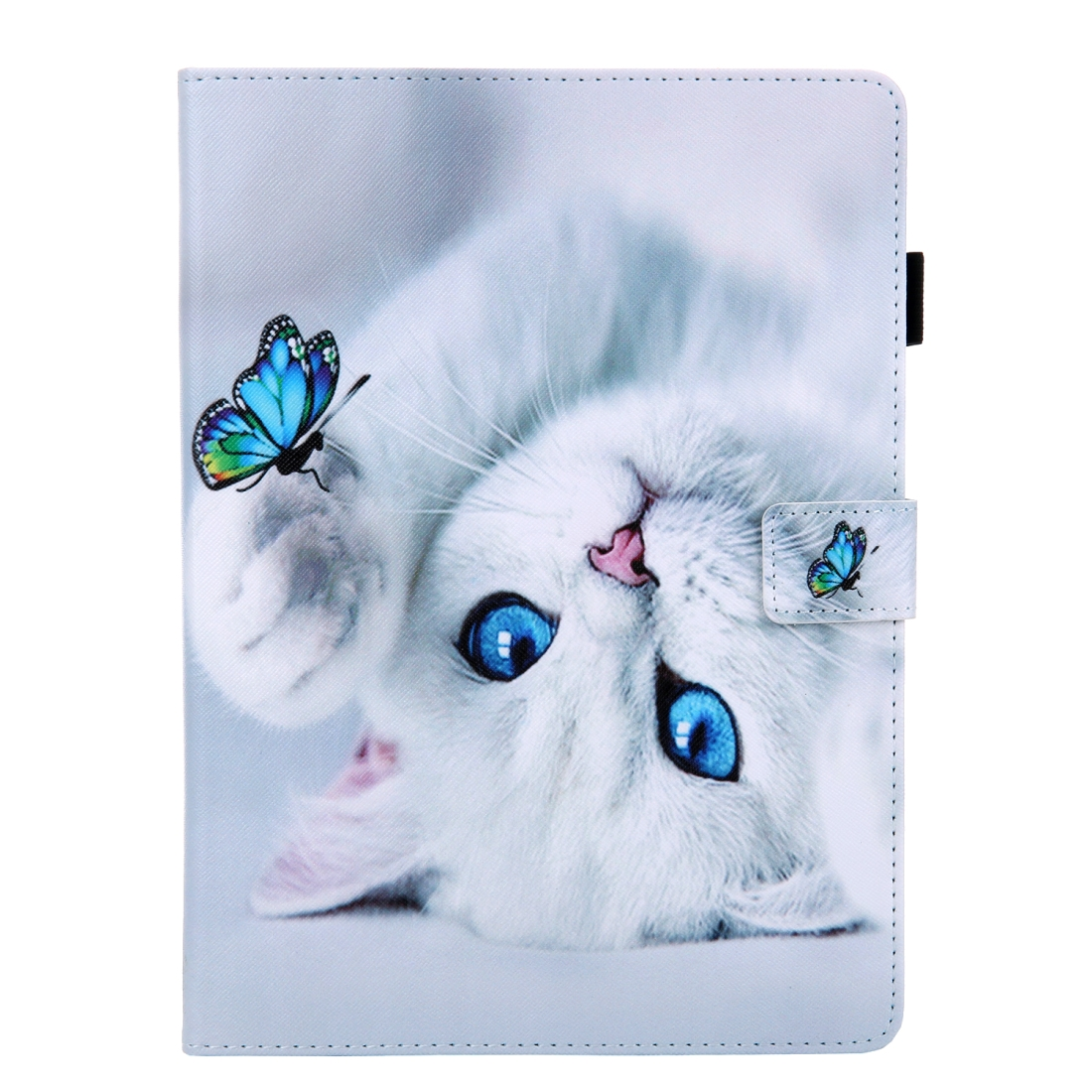 3D Leather Case with Sleeve  iPad 9.7 Case (Cat)
