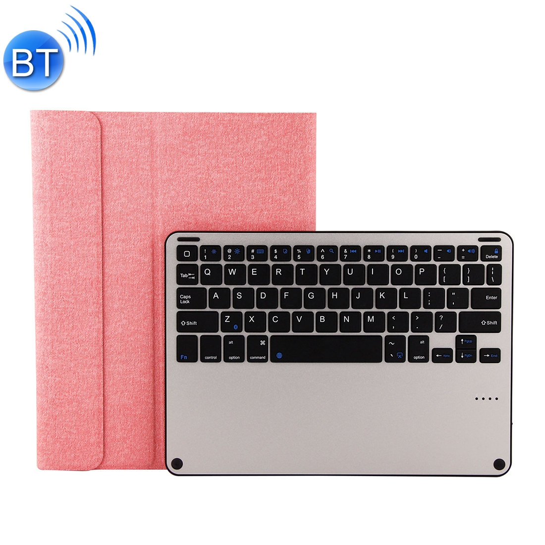 iPad Air 2 Case With Keyboard For iPad Air/Air 2/Pro 9.7 (Pink)