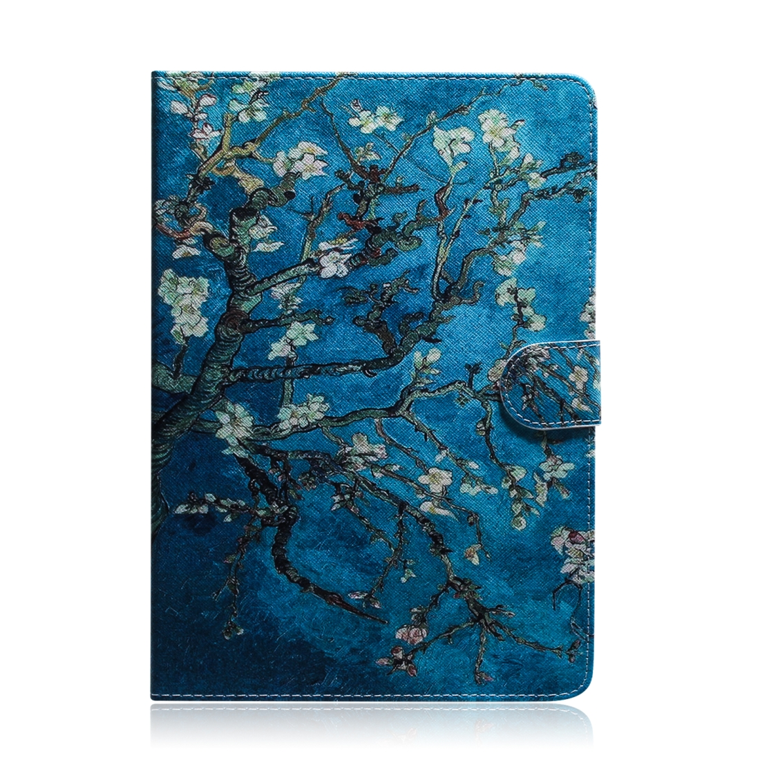 Apricot Blossom Leather Case for  iPad Pro 11 inch (2018), with Sleeve