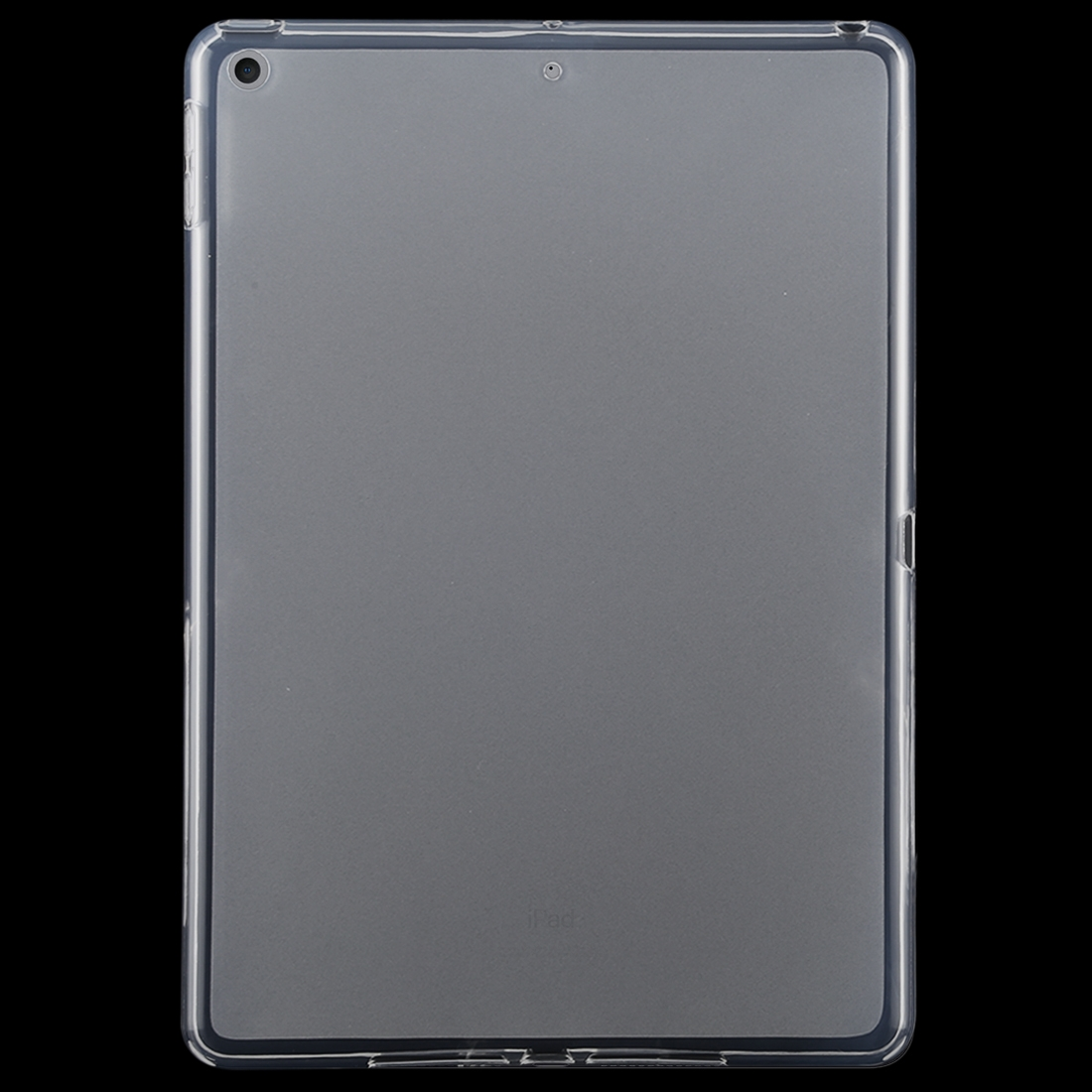 Frosted 3mm Transparent Durable iPad 7th Generation Case (10.2 Inch)