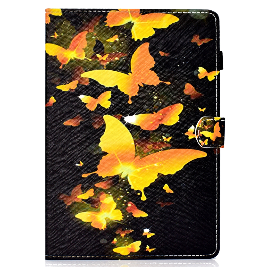 Artsy Leather iPad Air 3 Case (10.5 Inch) 2017/2019 Artsy Design & Auto Sleep Function (Butterfly)