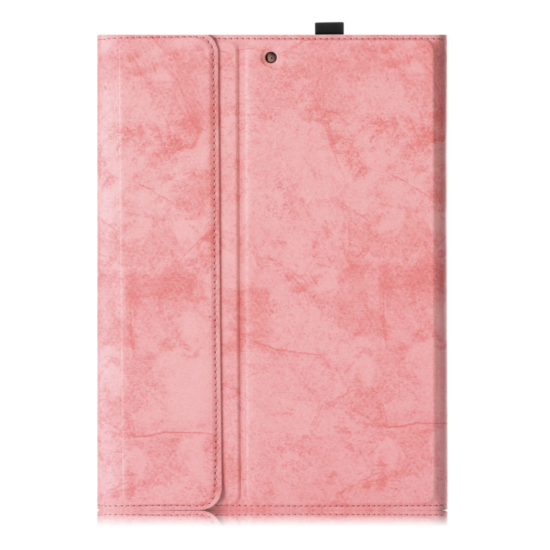 iPad Air 2 Case For iPad Air /Air 2 (2019), Leather Case Without Keyboard (Pink)