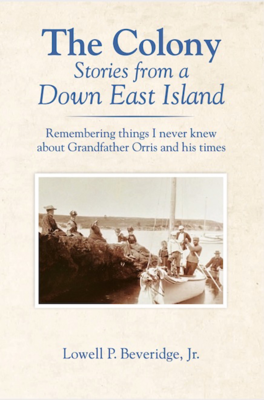 E-Book - The Colony - Stories from a Down East Island