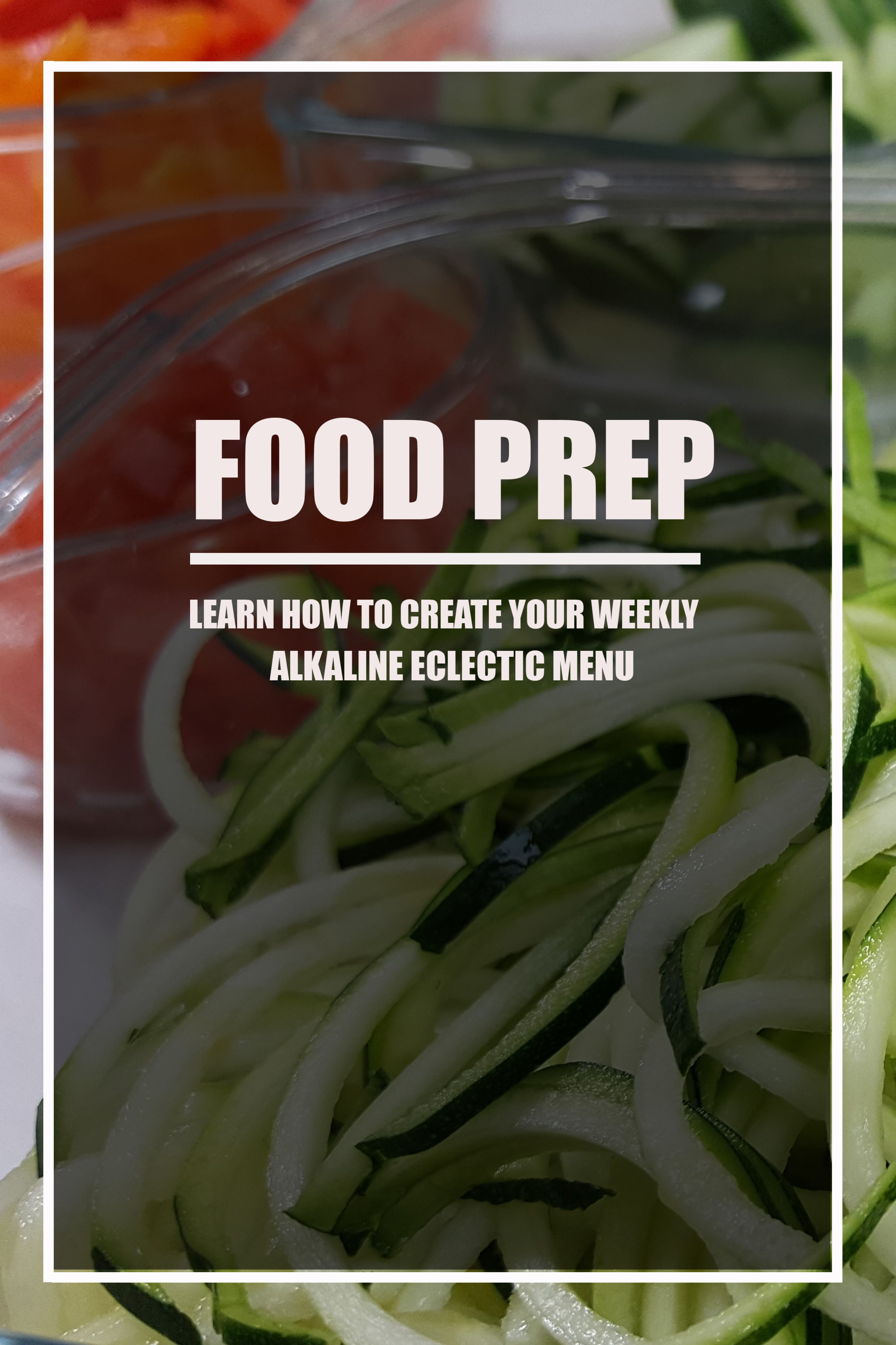 BEYOND VEGAN | FOOD PREP EBOOK + FREE VIDEO