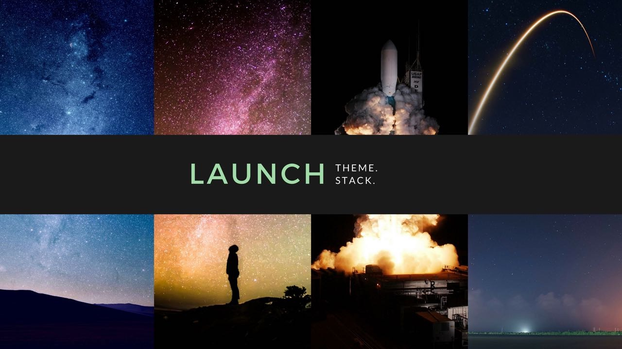 Launch Stack & Theme