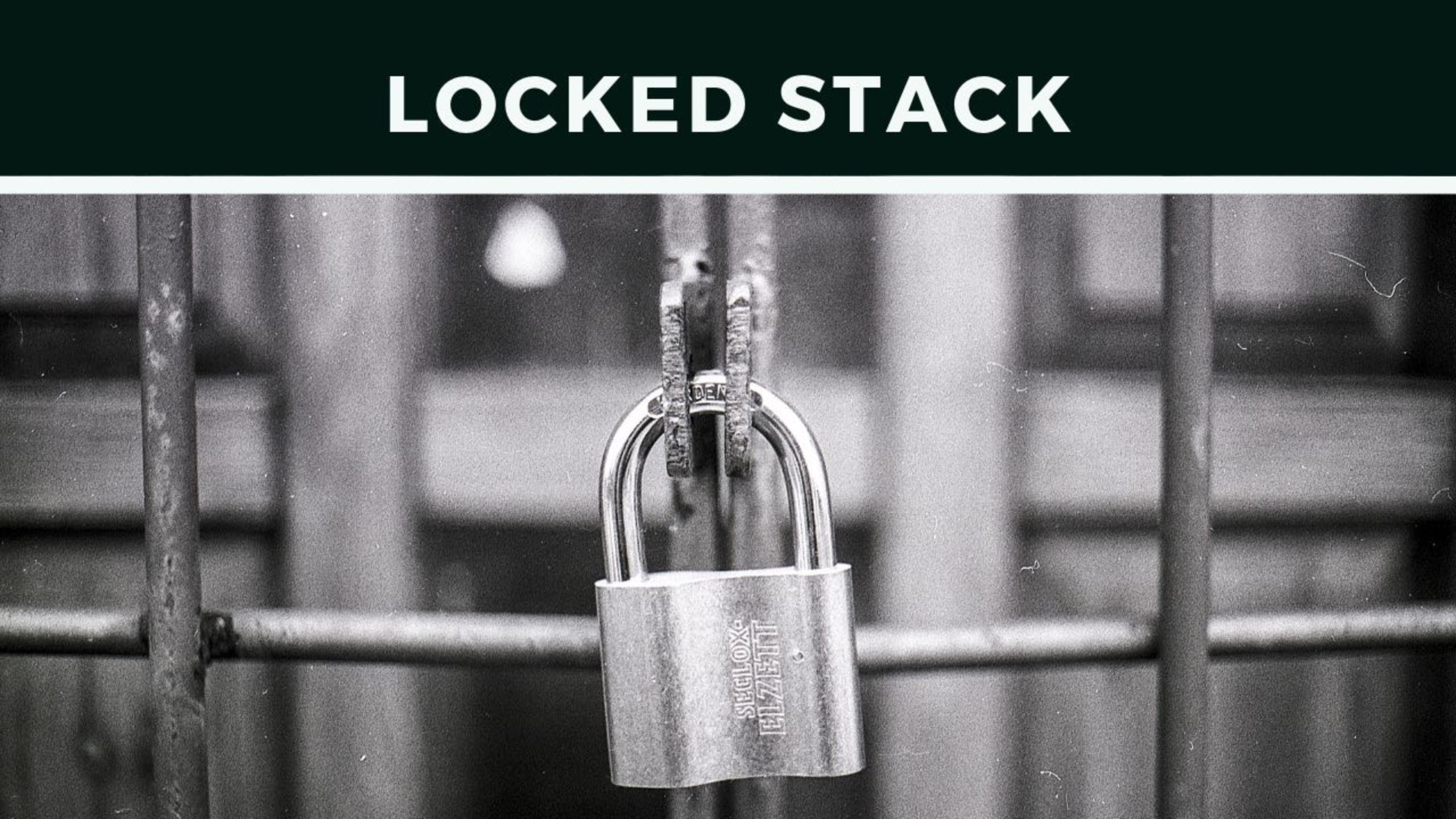 Locked Stack