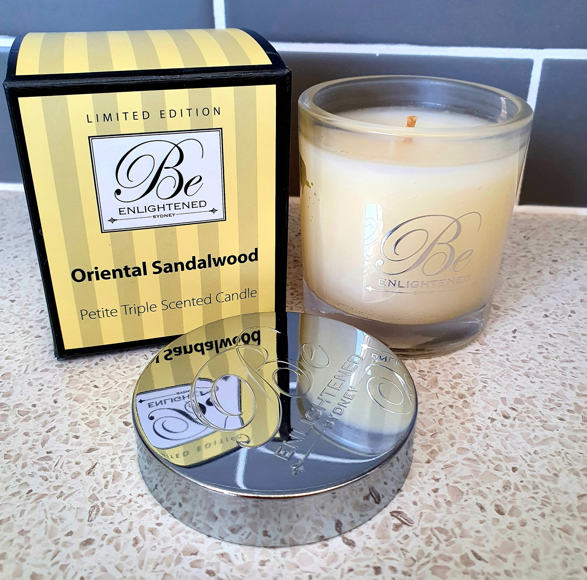 Limited Edition Petite Candles