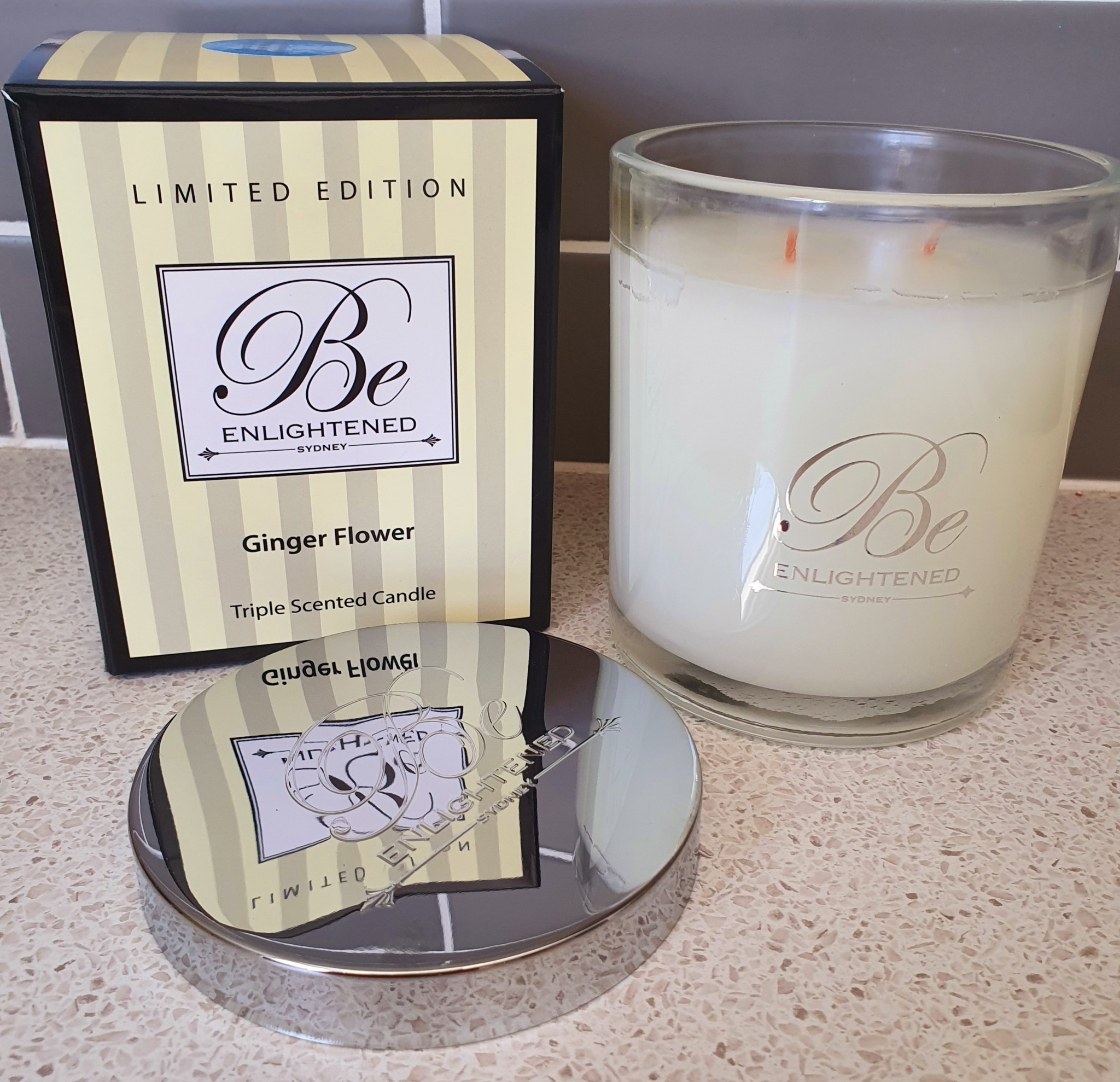 Limited Edition Elegant Candles