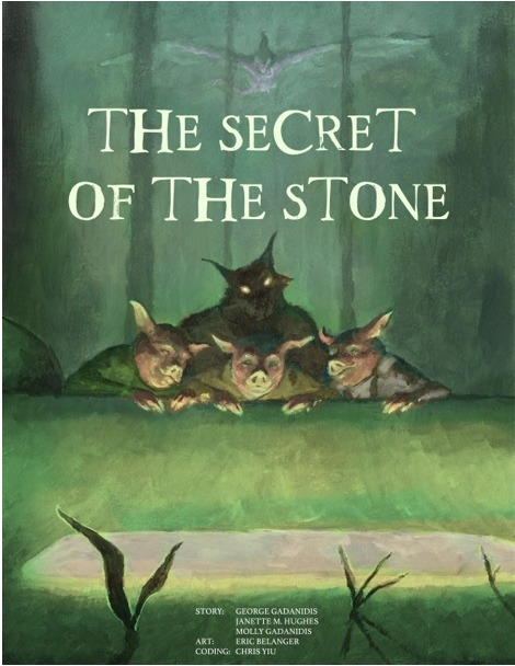 The Secret of the Stone (individual licence)