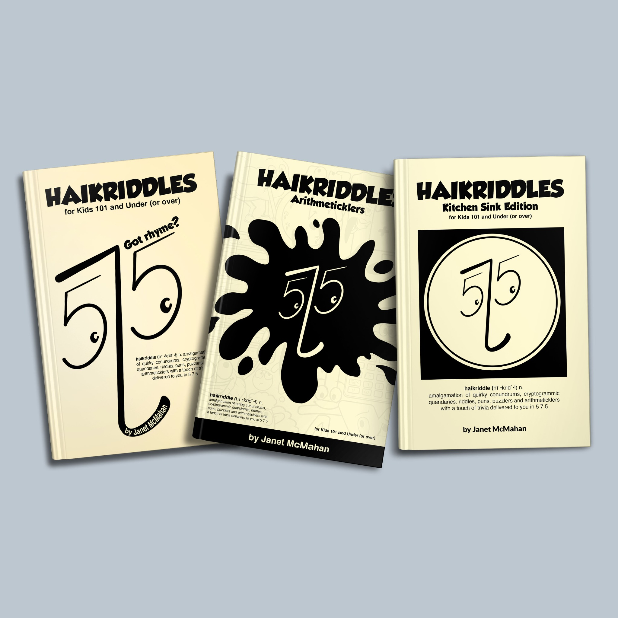 Haikriddles Bundle