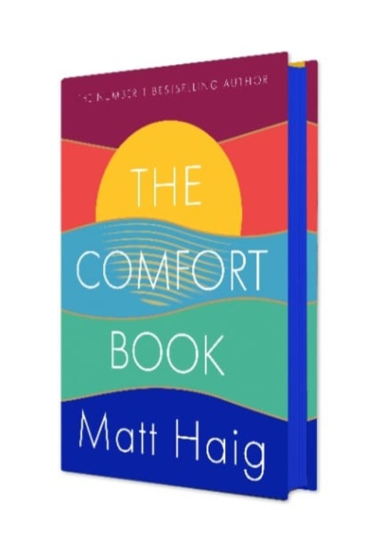**PRE-ORDER SIGNED COPY** The Comfort Book - Matt Haig