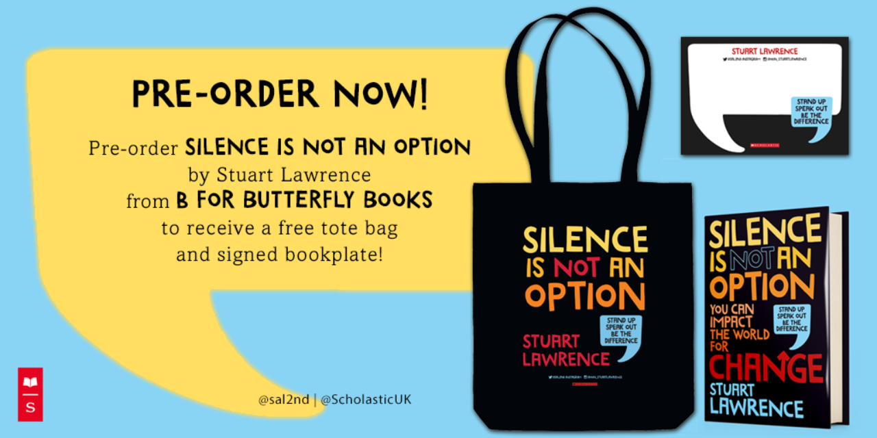 Silence Is Not An Option: Stuart Lawrence