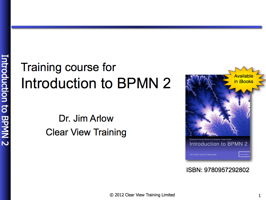 Training Course for Introduction to BPMN 2