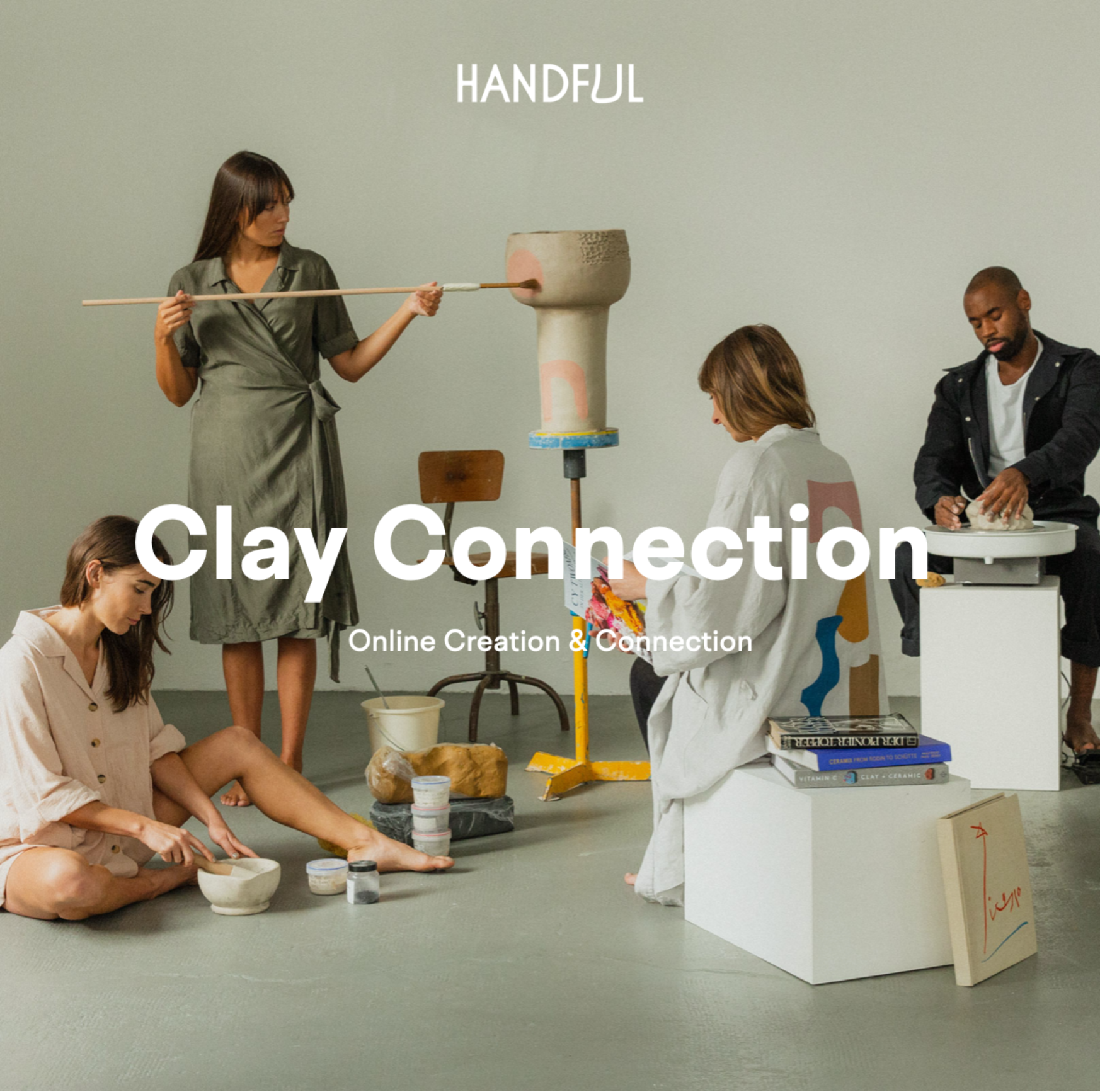 Clay Connection (every other week)