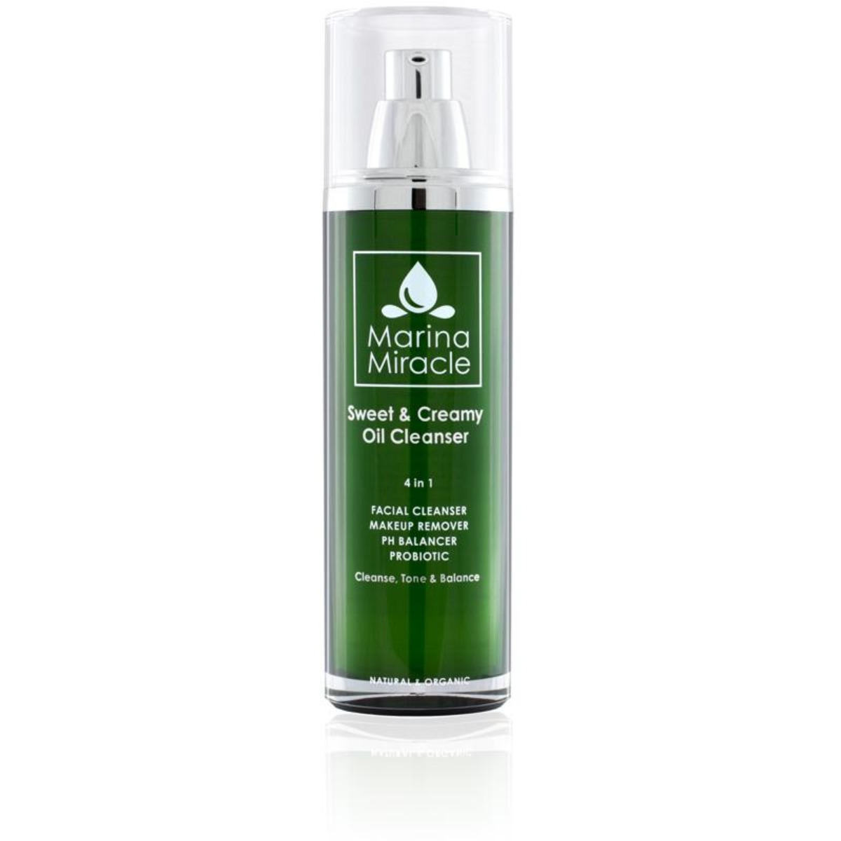 Sweet And Creamy Oil Cleanser