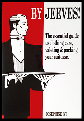By Jeeves! Some secrets of a lady butler