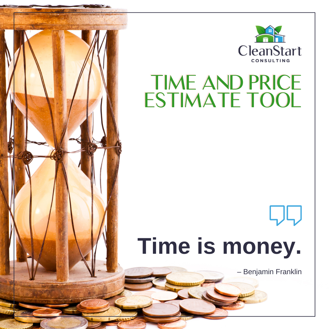 Time and Price Estimate Tool
