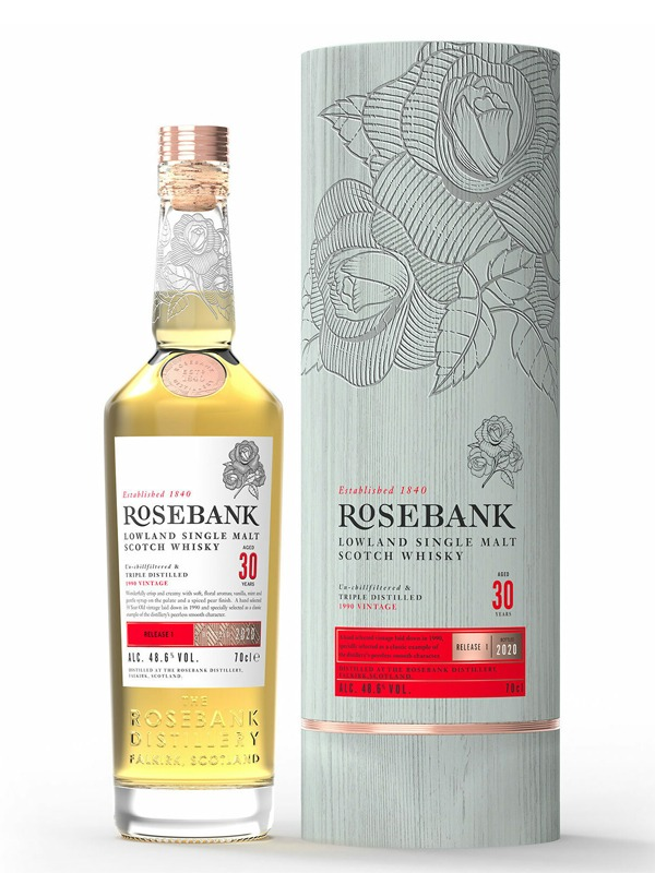 Rosebank 30 Year Old Release 1 (48.6%)