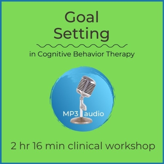 Goal Setting in Cognitive Behavior Therapy